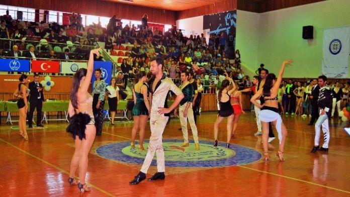Marmaris'te Salsa Dans Yarışması