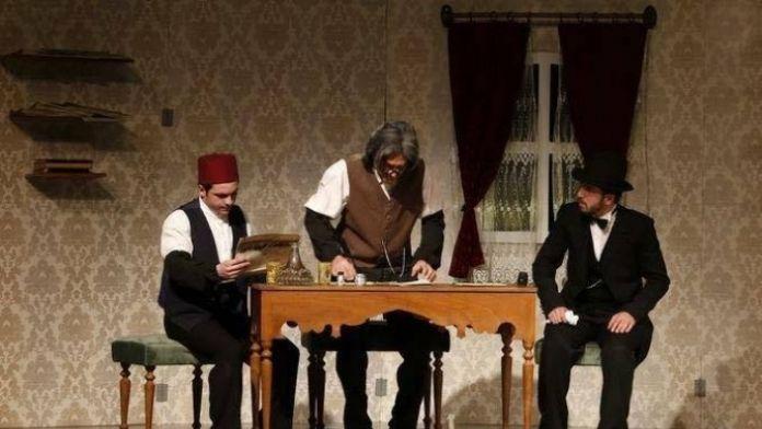 'İstiklal Mecmuası Çanakkale' Adlı Tiyatro Oyunu Oltu'da