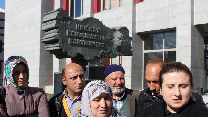 Erzurum'da kadın cinayetine 2 kez ağırlaştırılmış müebbet