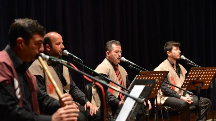 SAÜ'de 'Ney Ve Sema' İsimli Etkinlik Düzenlendi
