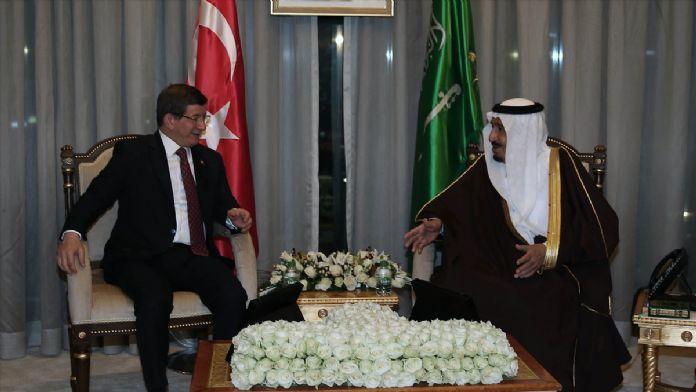 Suudi Arabistan Kralı Selman Ankara'da