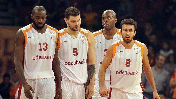 Ertelenen Galatasaray Daçka maçı yarın oynananacak