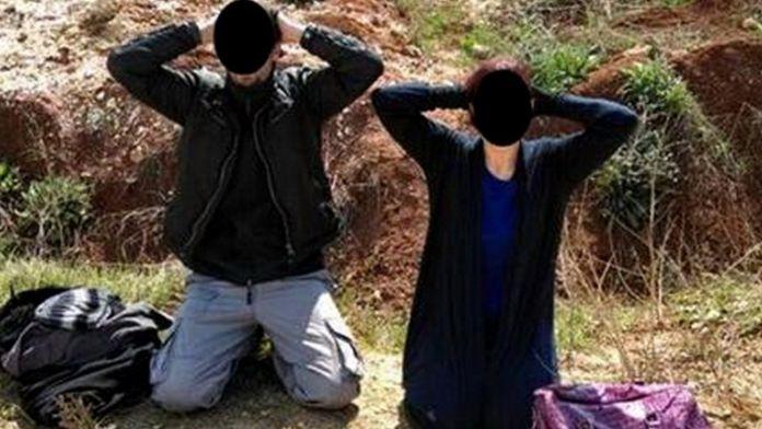 Sınırda sıcak anlar: 1 DAEŞ'li öldürüldü, 3'ü yakalandı