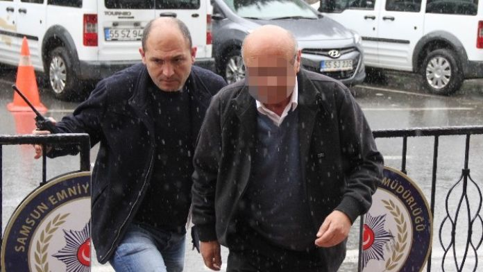 Küçük Yaşta Kıza Cinsel İstismara Gözaltı