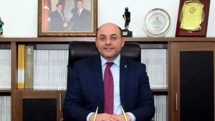AK Parti Kütahya İl Başkanı Ali Çetinbaş'ın Kutlu Doğum Haftası Mesajı