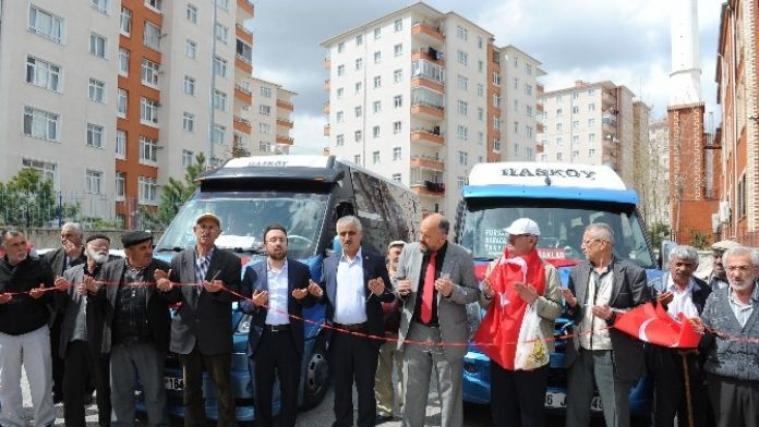 Pursaklar Ve Sarayköy'e Yeni Minibüs Hattı