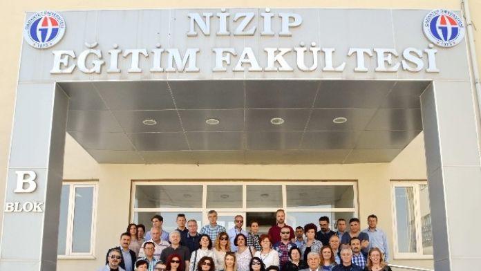 Kosova'da Görev Yapan Türk Öğretmenlerden Nizip Eğitim Fakültesi'ne Ziyaret