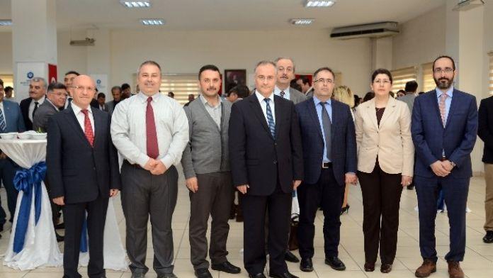 Prof. Dr. Gül; 'Başarı Ancak Güçlü Bir Ekiple Yakalanır'