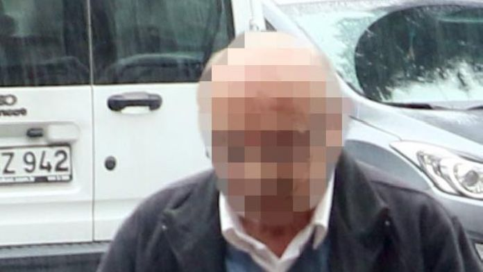 Torunu yaşındaki kızı 11 yıldır taciz ettiği iddiasıyla gözaltına alındı