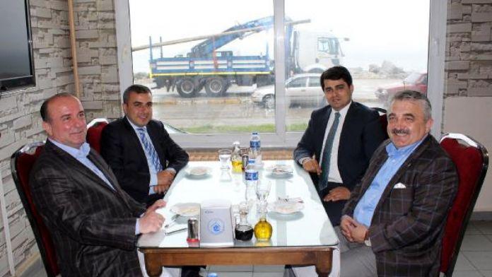 AK Parti ve MHP'li iki Başkan barıştı