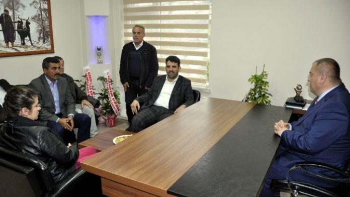 Çakır 'Genç Çiftçi Projesi İşsizler İçin Velinimet'