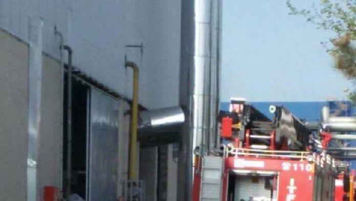 Kimyasal fabrikasında yangın: 2 işçi yaralandı