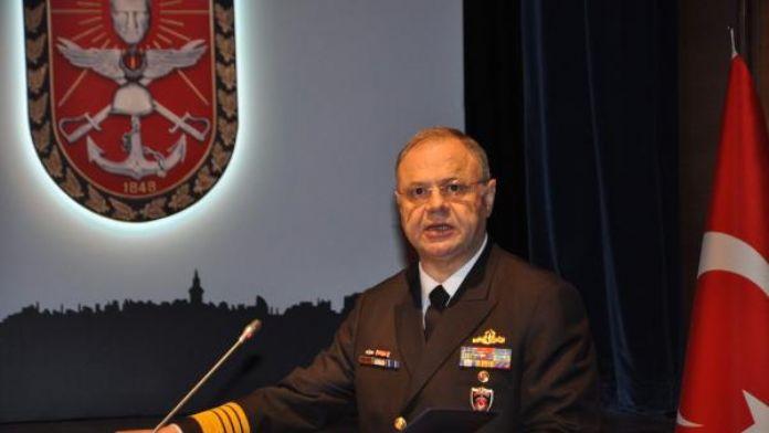 Ek fotoğraflar // Deniz Kuvvetleri Komutanı Bostanoğlu: (Rusya) Çeşitli sıkıntılar çıkarmasına rağmen işbirligi yürütmeye devam ediyoruz
