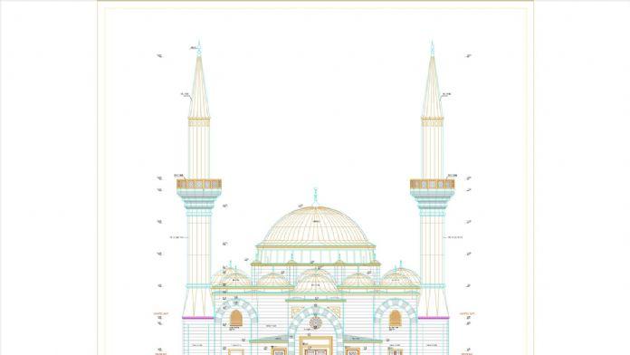 Afganistan'da NATO üssüne TİKA'dan Osmanlı mimarisinde cami projesi