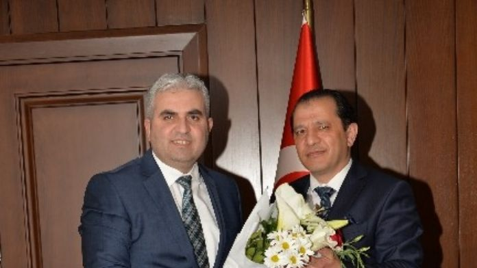 UEDAŞ'tan 'Polis Haftası' Ziyareti
