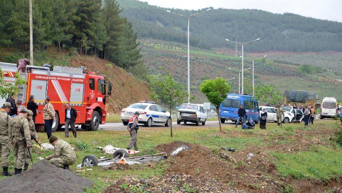 6 araç birbirine girdi, 8 kişi yaralandı