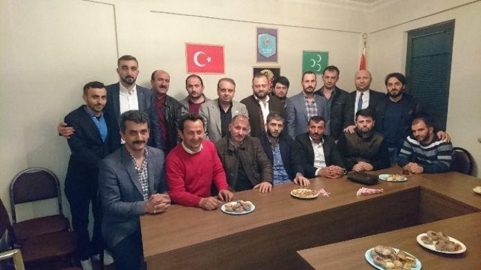 Trabzon'da 'Diriliş Osmanlı Başkanlığı' Kuruldu