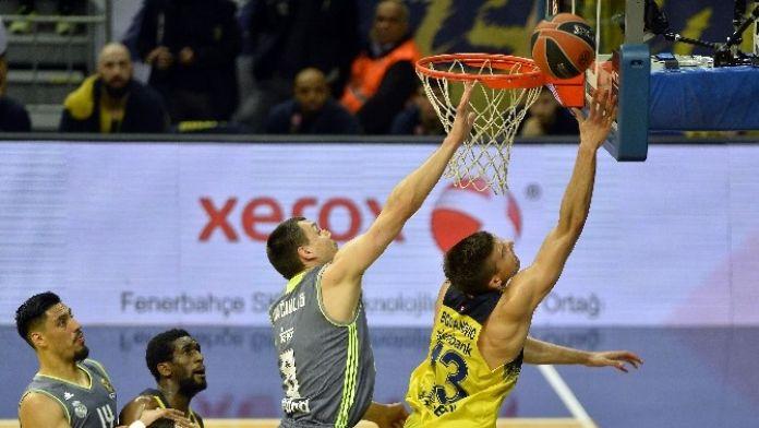 Fenerbahçe, Madrid Karşısında Avantaj Peşinde