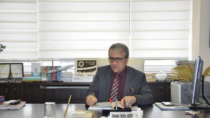 Ener Başkanı Aksu: 'Tarım Ve Hayvancılık Bakanlığının Düzenlediği Ortak Akıl Toplantısı, Doğu Hayvancılığı İçin Bir Dönüm Noktası Olabilir'
