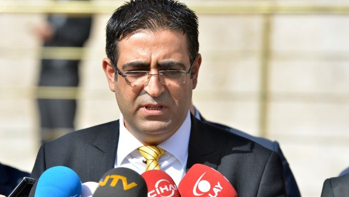 HDP tutuştu: Anayasa ihlal ediliyor