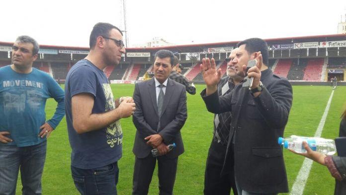 Milli veteranlar, Suriyeli futbolcular ile karşı karşıya gelecek