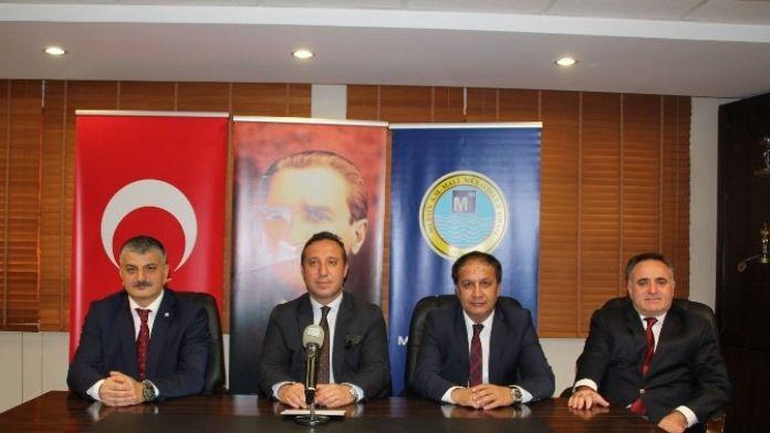 Mersin SMMMO Başkanı Tokgöz: 'Tüm Üyelerimizin Sesi Olmaya Çalıştık'