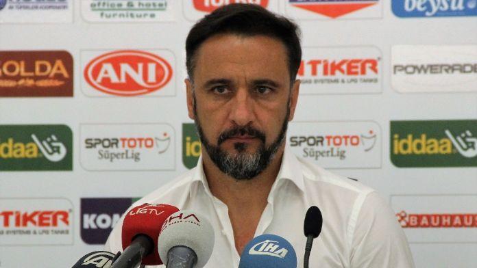 Pereira'dan Caner Erkin açıklaması