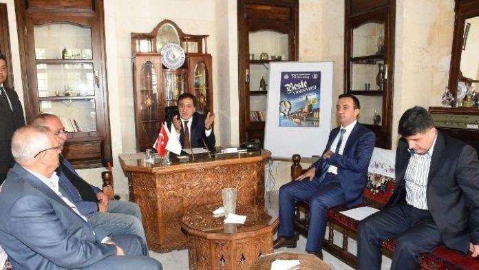 Vali İzzettin Küçük'ten Şanlıurfaspor Taraftarına Çağrı