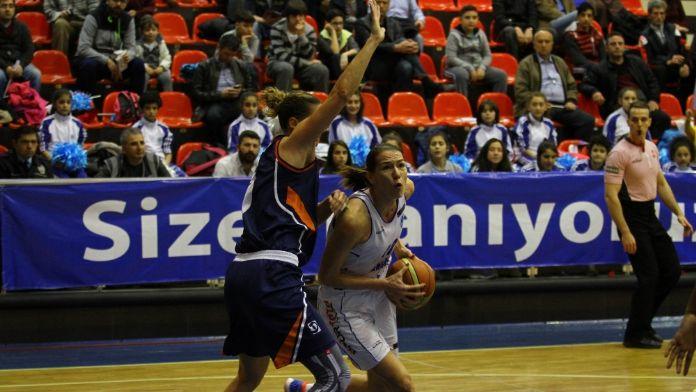 Hatay Büyükşehir Belediye yarı finale yükseldi