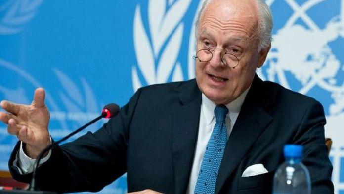 Cenevre'de 2. tur Suriye görüşmeleri başladı
