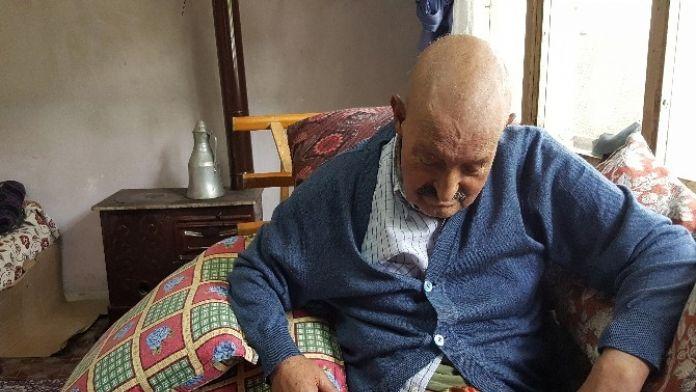 Kanser Hastası Adamın Dramı