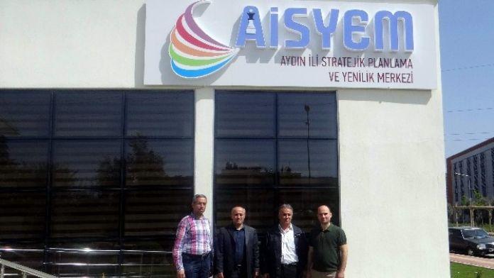 Aydın'da İşbirliği Toplantıları Başladı