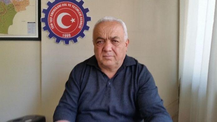 Sarıoğlu, Aidat Konusuna Açıklık Getirdi