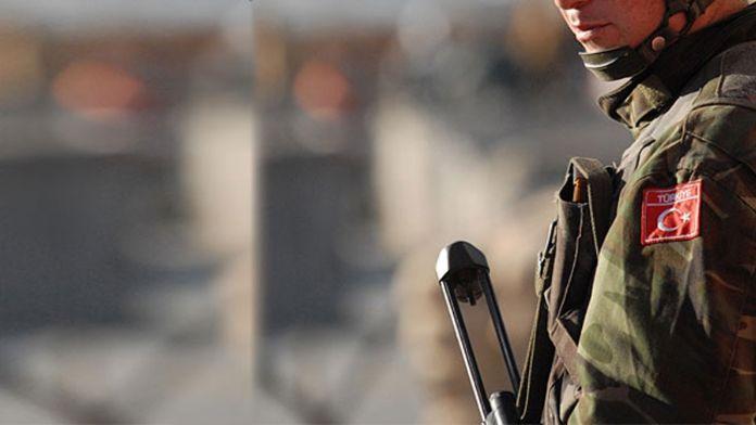 PKK'lı keskin nişancı teslim oldu