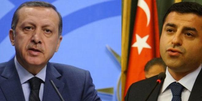 Selahattin Demirtaş'ın Parası,Artık Erdoğan'da!