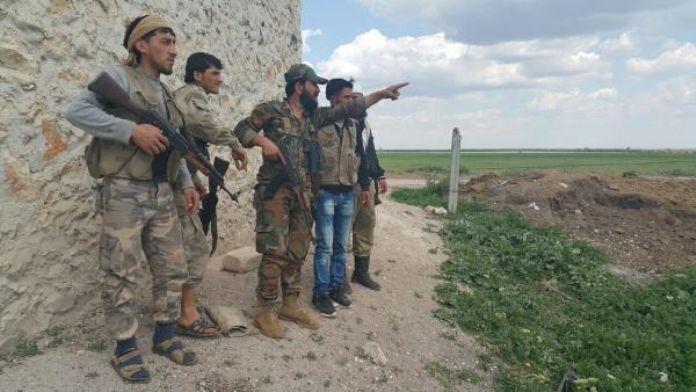 Koalisyon uçakları IŞİD'i vuruyor (3)
