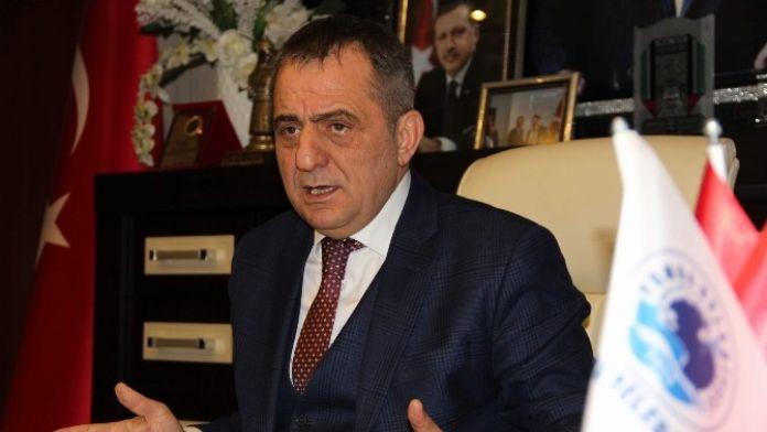 Trabzon'a Otel Gemi Projesi