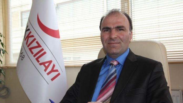 Kızılay Samsun Yönetimi Görevden Alındı