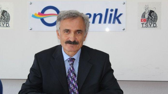 Prof. Dr. Hacı Bayram Kaçmazoğlu, Rektör Adaylığını Açıkladı