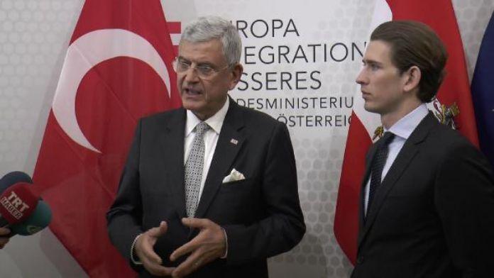 AB Bakanı Volkan Bozkır AP'nin Türkiye raporunu yok hükmünde sayacağız. Raporu, daimi temsilcimiz AP'ye iade edecek