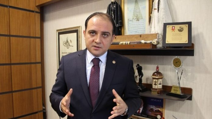 AK Partili Baybatur: 'Milletvekili Olmak Suç İşleme Hürriyeti Tanımaz'
