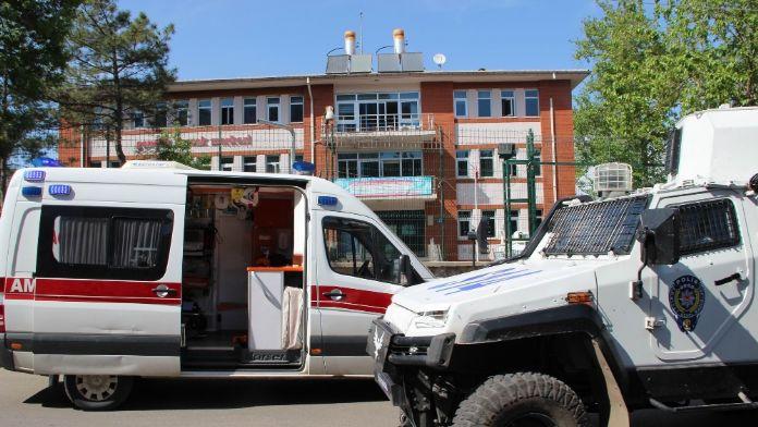 Gençlik Merkezi'ne EYP'li saldırı