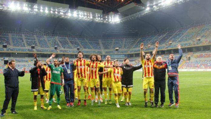 Alima Yeni Malatyaspor İlk Yarı Performansını Geride Bıraktı
