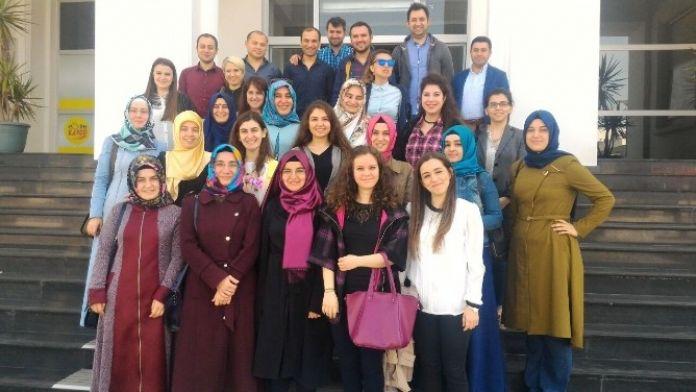 Aday Öğretmenlerden Erenler Belediyesi'ne Ziyaret