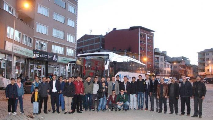 Oltu Anadolu Gençlik Derneği Öğrencilerini Ecdadına Götürdü
