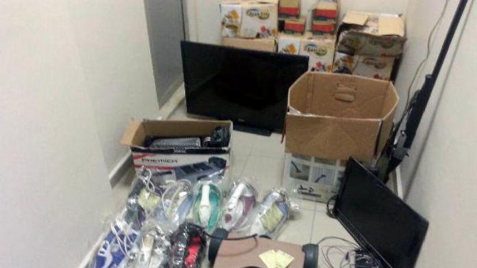Van'da hırsızlara darbe: 7 tutuklama