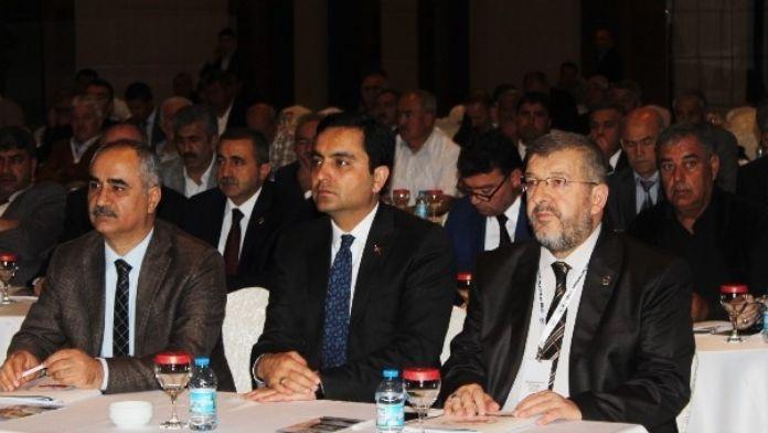 Jeotermal Kaynaklı Belediyeler Birliği Başkanlığına Yaşar Bahçeci Yeniden Seçildi