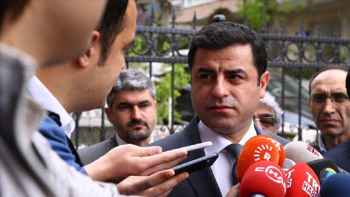 HDP MYK toplantısı