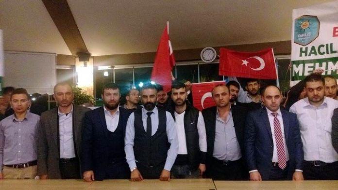 Diriliş Başkanları Kılıçdaroğlu'nu Kınadı