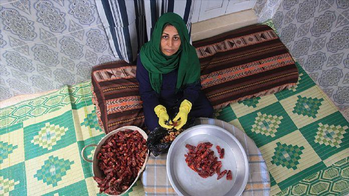 Tunuslu kadınlardan girişimcilik örneği